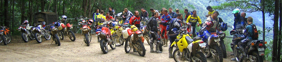 Where Can You Ride Motorcycle Council Of Nsw Dirt Bike